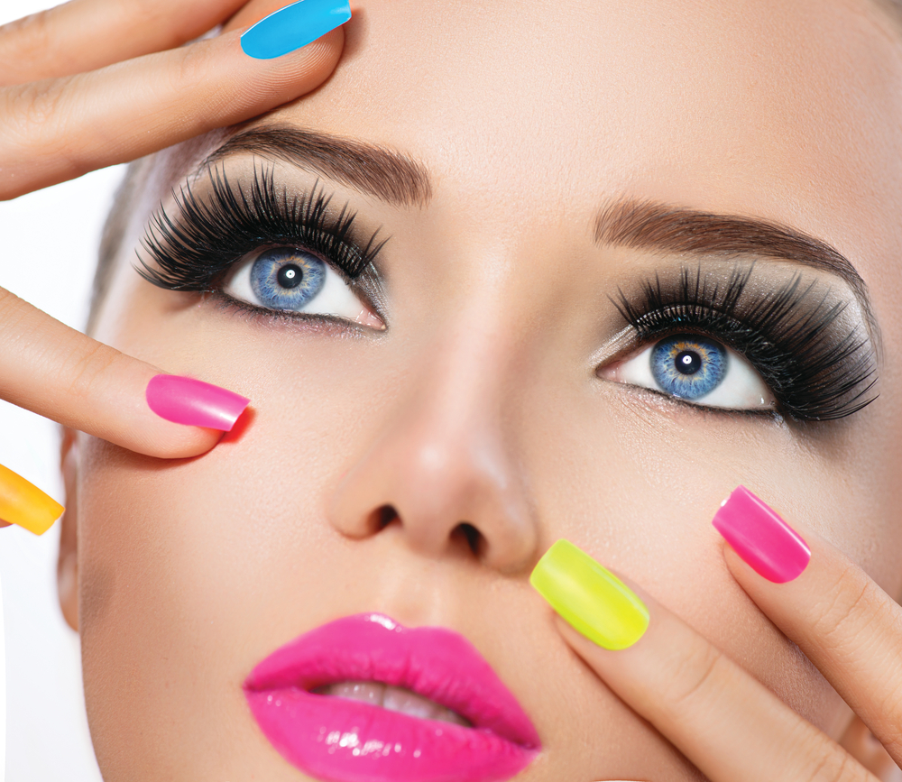 Inspiration.nails.color.mix